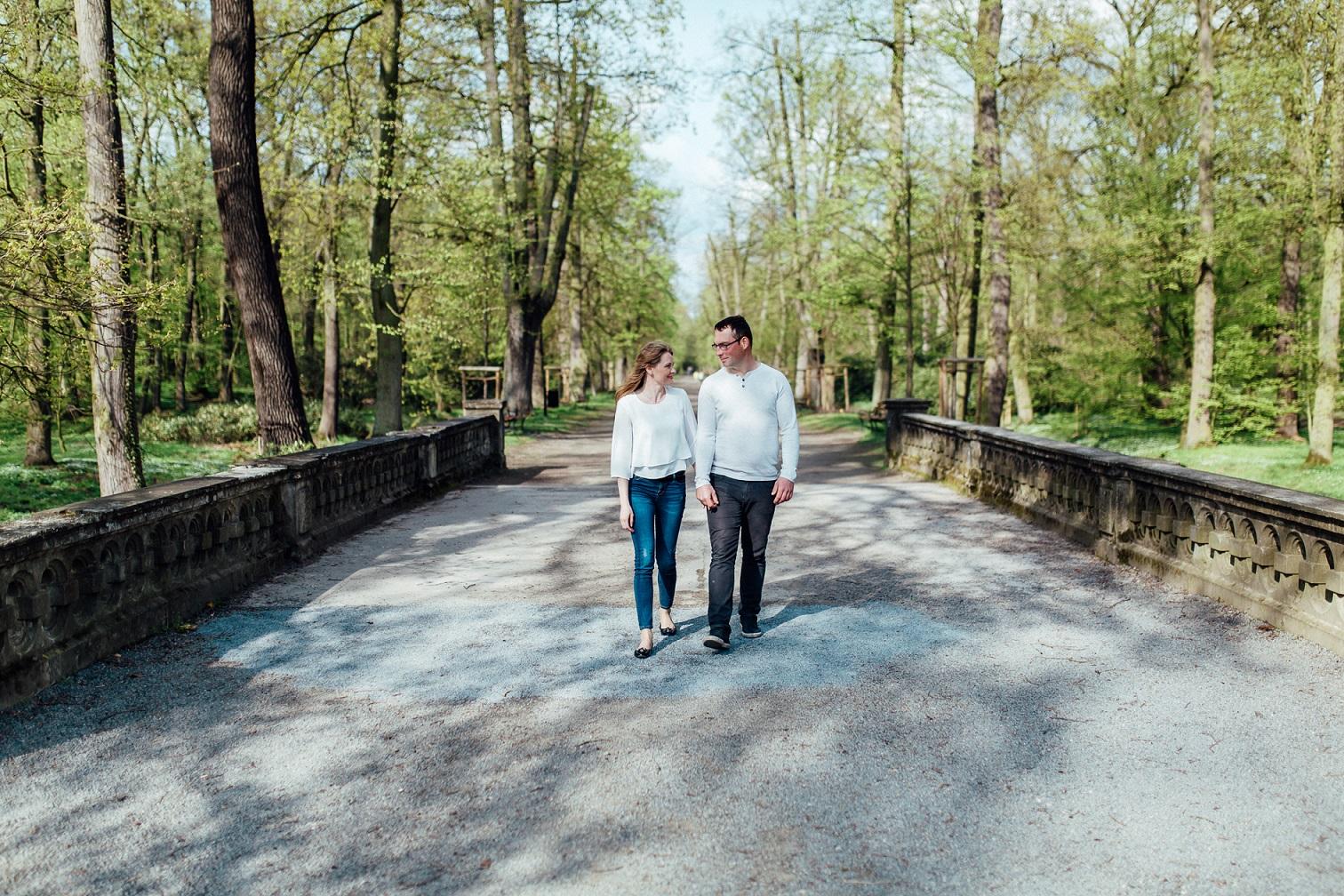 Marta & Adrian Engagementshoot Moszna-14